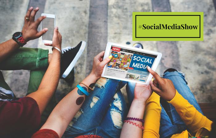 #SocialMediaShow