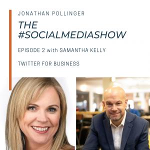 Talking Twitter with Samantha Kelly, Tweeting Goddess