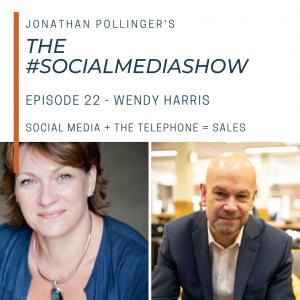 The #SocialMediaShow – Social media plus the telephone equals Sales