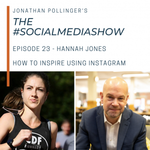 The #SocialMediaShow – How to inspire using Instagram